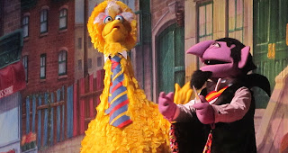 Big Bird, also Bibo in Beastie Boys Sabotage | MashUp des Tages