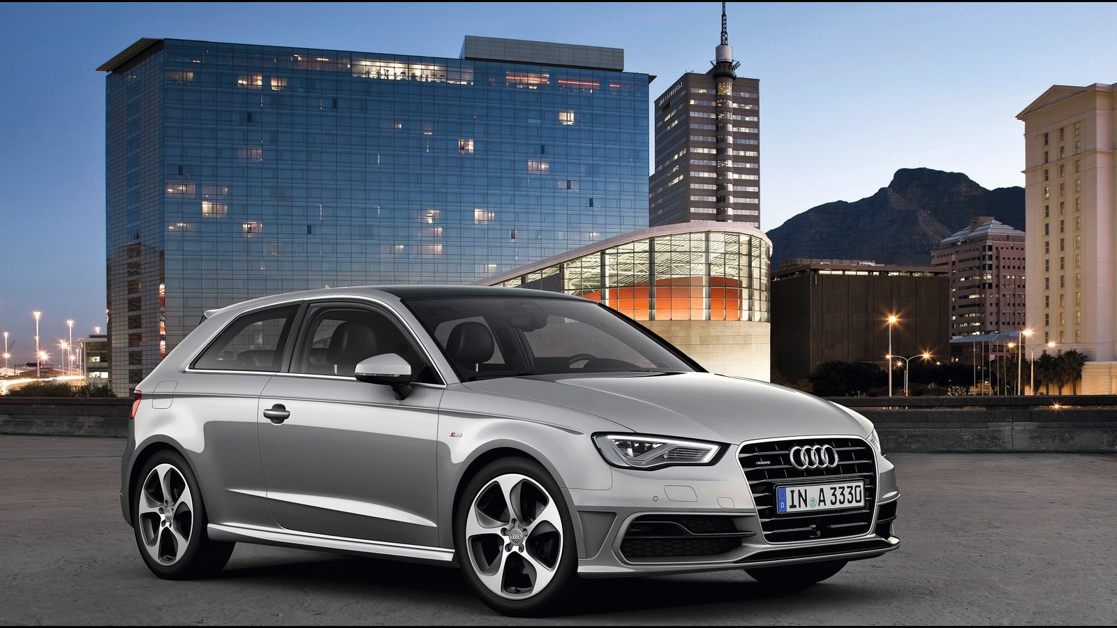Audi A3 HD Wallpapers | The World of Audi