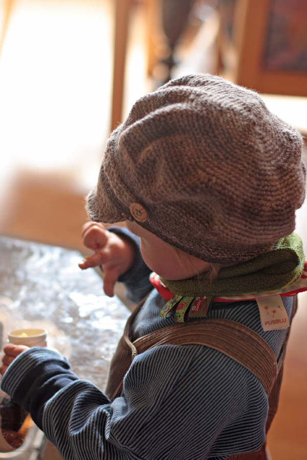 Friederike Michels Mütze Für Den Kleinen Mann