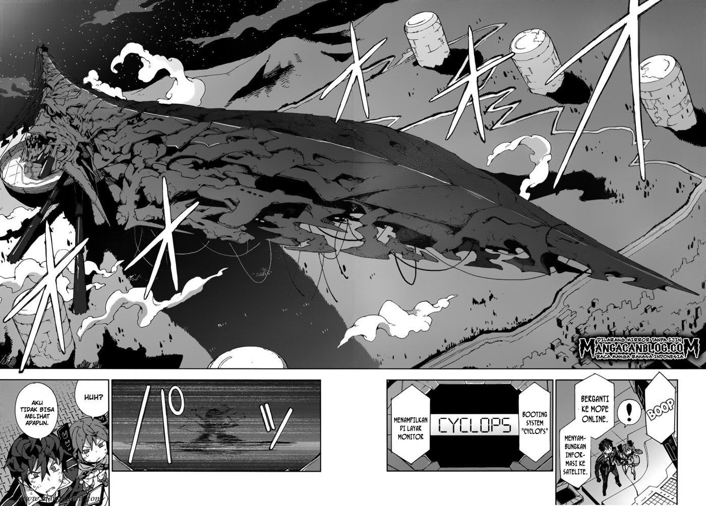 Black Bullet Chapter 18-0
