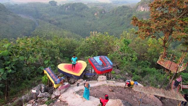 Bukit Pandang Ki Santamulya Kayen Pati Jawa Tengah