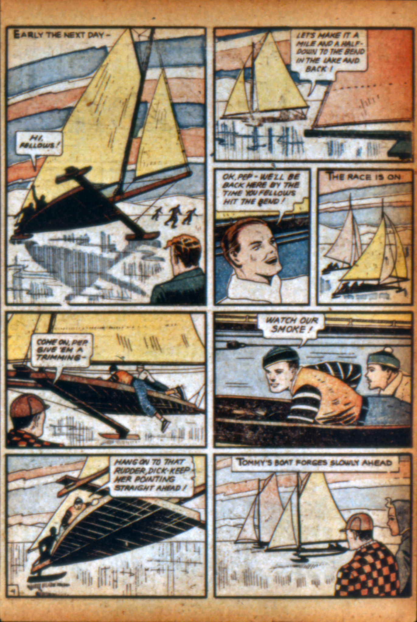 Read online Action Comics (1938) comic -  Issue #9 - 26
