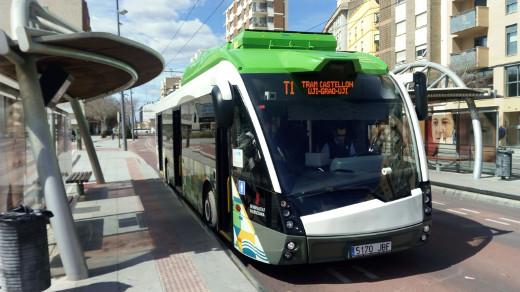 TRAM de Castelló aplica su horario de verano del 15 de junio al 30 de septiembre