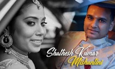 Wedding Film | Shathesh Kumar Weds Mishantini