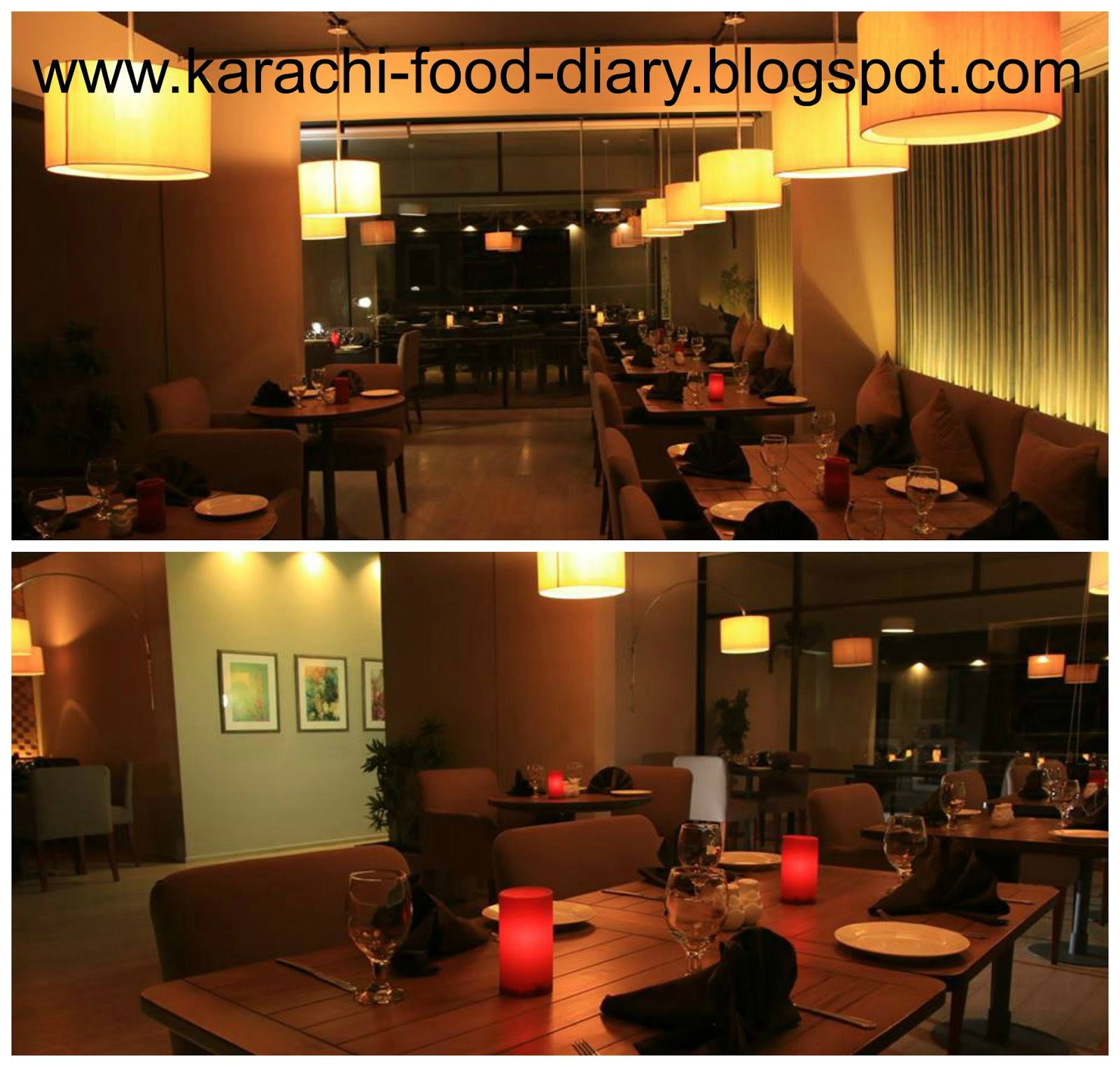 Karachi Food Dairy Casa Villa A Classy Fine Dining