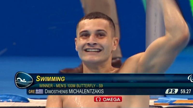 «Χρυσός» ο Δημοσθένης Μιχαλεντζάκης στο Παγκόσμιο Πρωτάθλημα στο Μεξικό