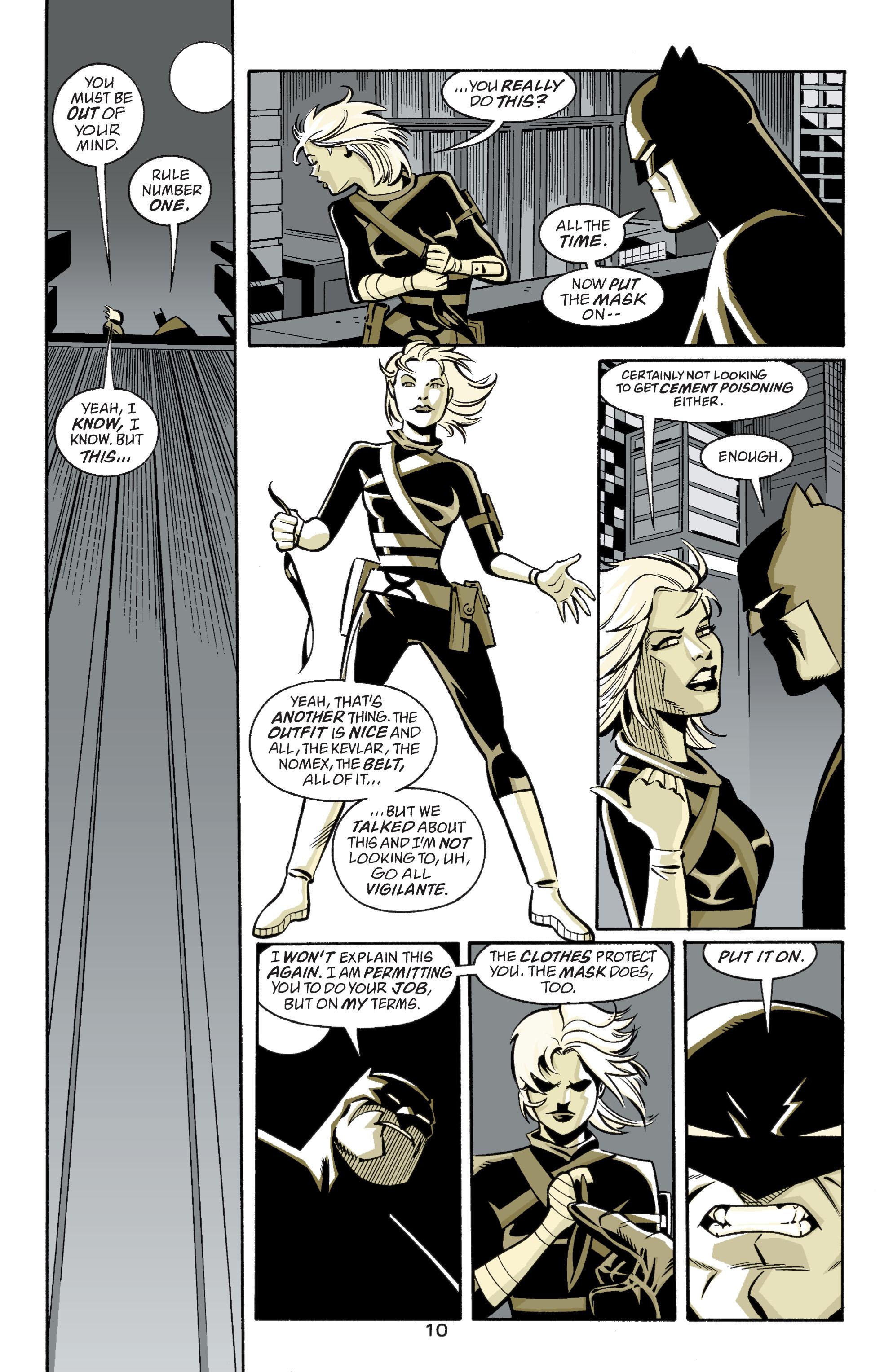 Detective Comics (1937) 762 Page 10