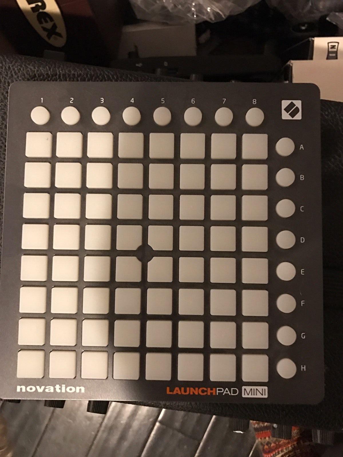 MATRIXSYNTH: Akai Max25, APC40 & Novation Launchpad Mini