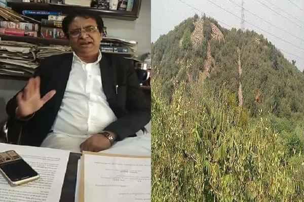 advocate-ln-parashar-will-lodge-fir-on-aravali-land-mafia-illegal-mining