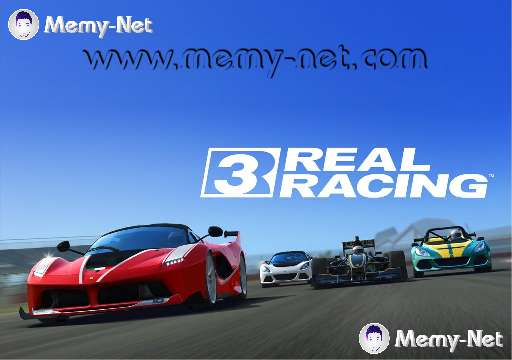 Download Real Racing 3 (MOD, Gold/Money) free on android