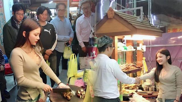 Manajer Restoran di Taiwan seorang modeling
