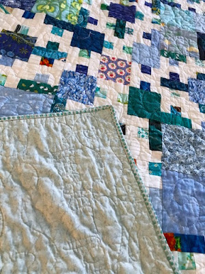 I Did Give In And Buy An Extra Wide Backing For This Quilt Mainly Because It Was So Big Having Math Issues At The Time