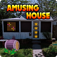 AvmGames - Amusing House Escape