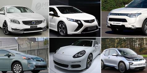 7 Mobil Hybrid Paling Prestisius di Dunia