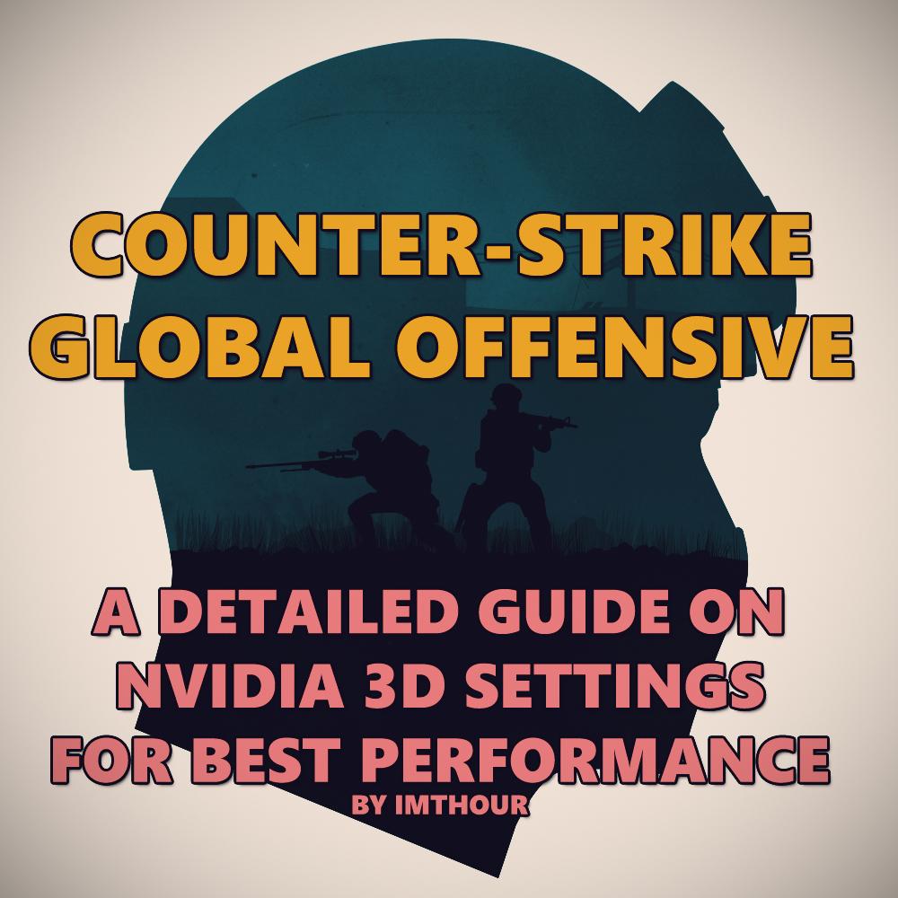 Csgo Nvidia Settings