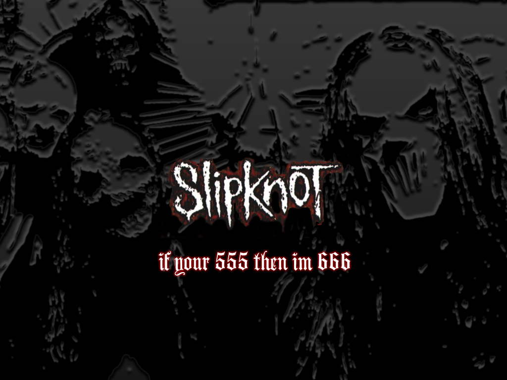Wallpapers Dekstop 4 U: SLIPKNOT WALLPAPER