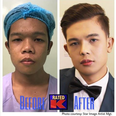 Move over Marlou, Rated K finally reveals Xander Ford!