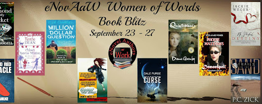 eNovAaW WOMEN OF WORDS BOOK BLITZ & Giveaway