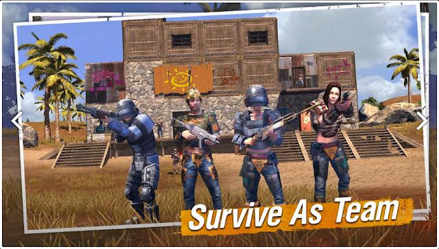 Cara Instal Last Day Rules: Survival di Tencent Gaming Buddy Emulator 4