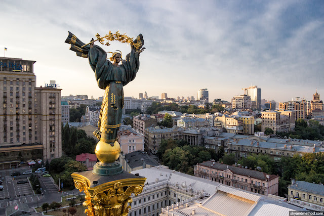 Eurovision 2017 ESC Kyiv Khreschatyk, Maidan - Things to Do Kiev