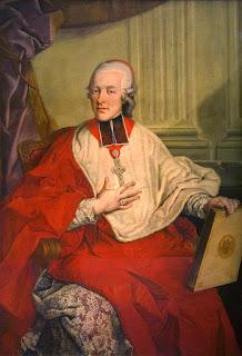 Hieronymus von Colloredo (1732-1812), Príncipe-Arzobispo de Salzburgo.