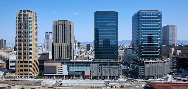 Tempat Wisata Grand Front Osaka