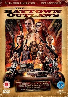 baixar capa The Baytown Outlaws   DVDRip AVI + RMVB Legendado