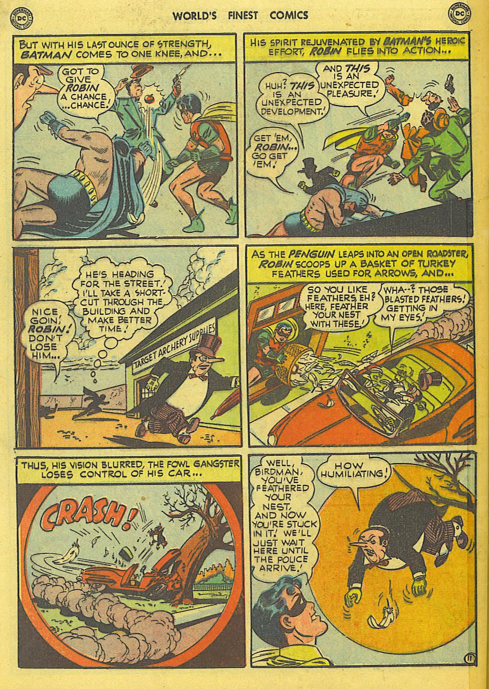 Read online World's Finest Comics comic -  Issue #49 - 73
