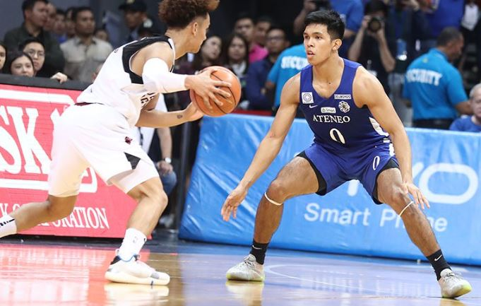 UP's Juan Gomez De Liano vs. Ateneo's Thirdy Ravena in 'Battle of Katipunan'