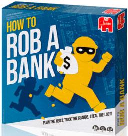 How to Rob a Bank (vídeo reseña) El club del dado Robabank