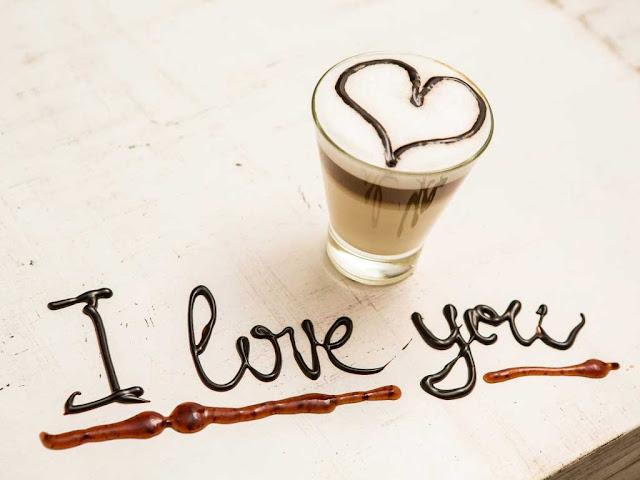 кофе, шоколад