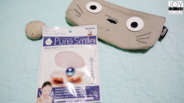 Pure Smile Black Pearl Mask