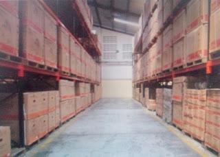 Contoh Prosedur Persiapan, Pengeluaran Dan Penyerahan Barang Ke Produksi (Voucher) di Gudang RM & FG