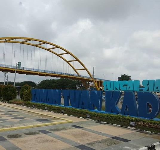 sungai siak wisata pekanbaru