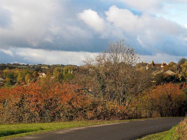 Allier, herfst