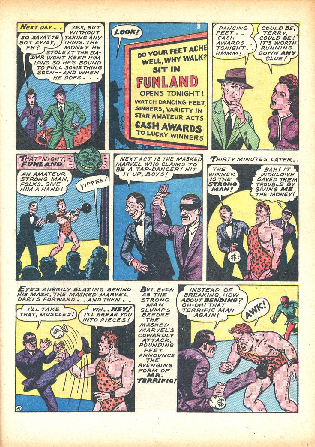 Read online Sensation (Mystery) Comics comic -  Issue #13 - 39