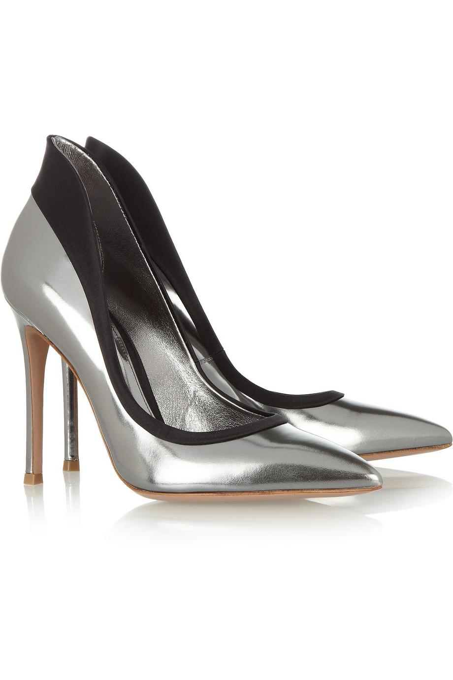 Metallic Womens Shoes Uk