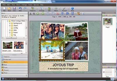 AmoyShare Photo Collage Maker 4 1 2 Portable Software