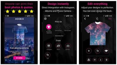 Inilah 4 Aplikasi Android Untuk Mendesain Baju Dengan Mudah