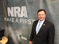 Intruders at Richard Childress' Home Carried Military-Style Weapons