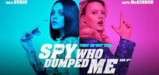 The Spy Who Dumped Me (2018) With Sinhala Subtitle