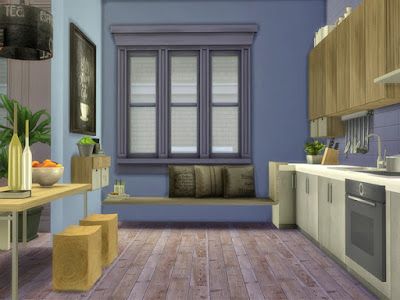 my sims 4 blog: my first apartment kitchen setnikadema