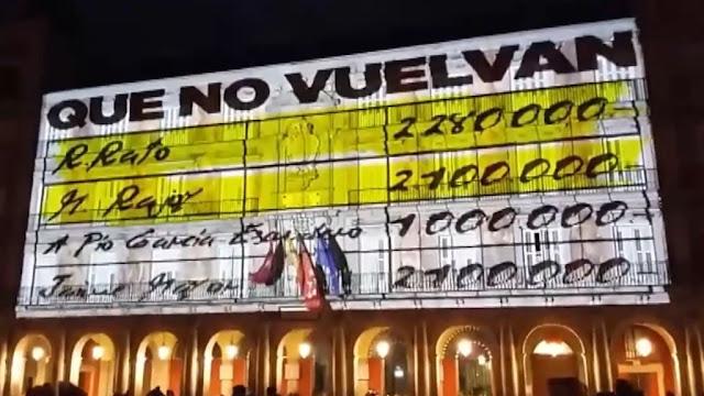La Junta Electoral expedienta al Ayuntamiento de Madrid y a Podemos