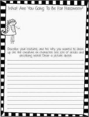20 Halloween Writing Prompts!