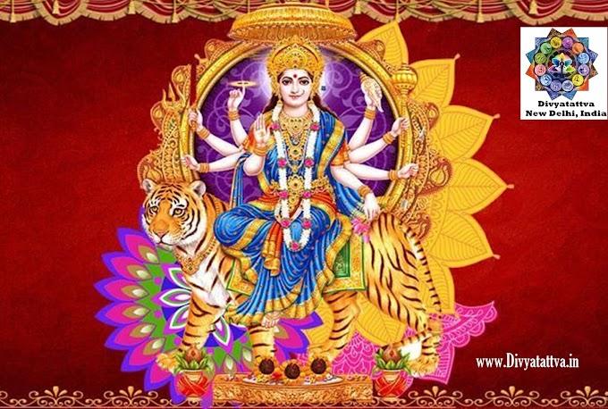 Navratri Ma Durga HD Wallpaper Goddess Images Full Size Backgrounds