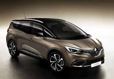Renault Grand Scenic voiture 7 places
