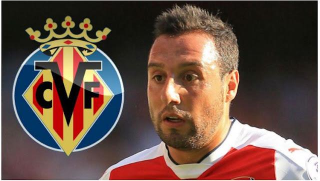 Kembali ke Villareal dari Arsenal, Santi Cazorla Diperkenalkan dengan Cara Tak Lazim