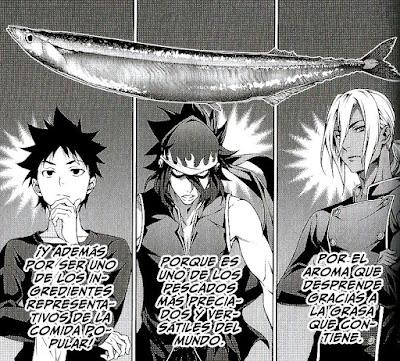 "Reseña de ""Food Wars: Shokugeki no Soma"" (食戟のソーマ) vol.12 - Panini Manga"