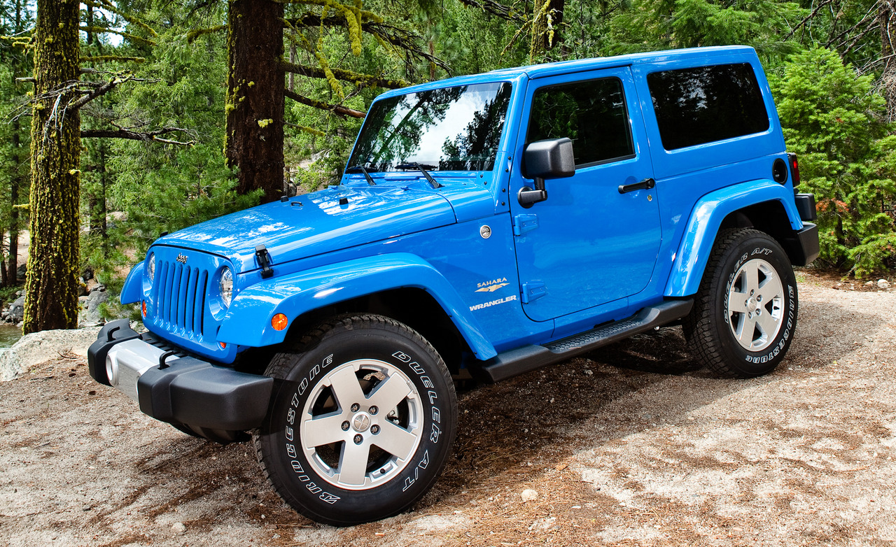 New Car Review: 2012 Jeep Wrangler