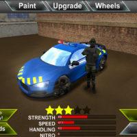 Download game Police Agent vs Mafia Driver MOD– Money Mod Apk